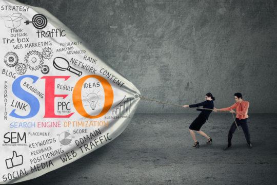 5 reguli SEO pentru textele unui site